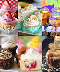 Perfect Cupcake Recipe using a box mix is my all time favorite, go to recipe for cupcakes. You can use this trick to make a box cake mix taste like scratch.
