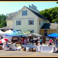 Wallach House FleaMarket