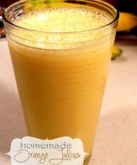 orange julius homemade