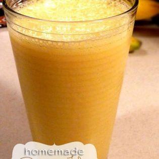 orange julius homemade