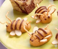 peanut butter bees