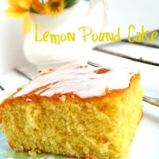 Can You Store Pound Cake On The Counter