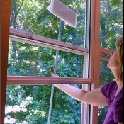 Easy Window Cleaning Tip TidyMom