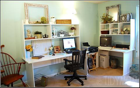 office at TidyMom.net