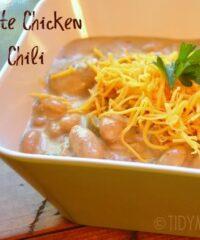 white chicken chili