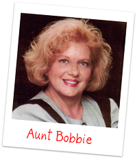 Aunt Bobbie