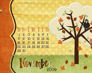 November-desktop-theme-leelou-blogs image