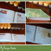 Recipe Binder