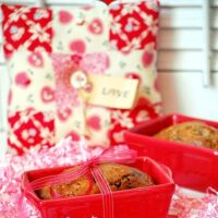 Mini Loaf Valentines at TidyMom.net