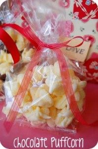 How To Make Chocolate Puffcorn