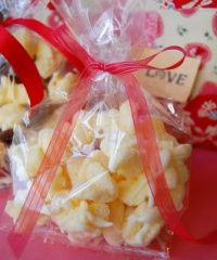 Chocolate Covered Puffcorn at TidyMom.net