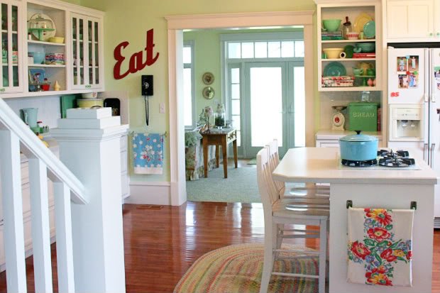 meadowbrook farm kitchen