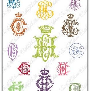 Cathe Holden Monograms