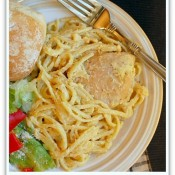 Creamy Italian Crock-Pot Chicken recipe