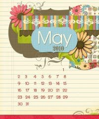Leelou Blogs free may desktop theme photo