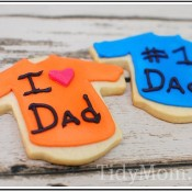 Father&#039;s Day Cookies