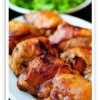 Honey &amp; Soy Baked Chicken recipe at TidyMom