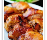 Honey & Soy Baked Chicken recipe at TidyMom