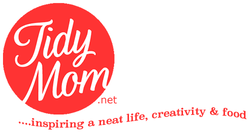 TidyMom.net.....inspiring a neat life, creativity & food since 2008