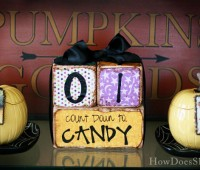 count down to candy