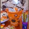 Bucket of Halloween Cookies
