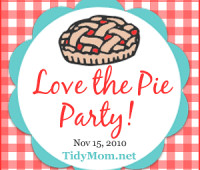 Love the Pie Banner