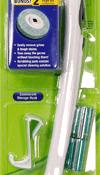 SonicScrubber Toilet Brush