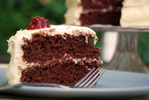 Chocaolate Mayonnaise Cake