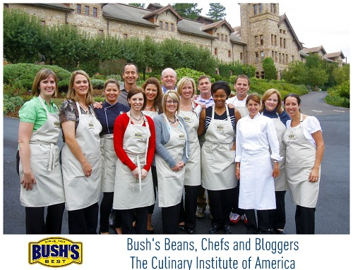 Bush's Beans, Chefs and Bloggers