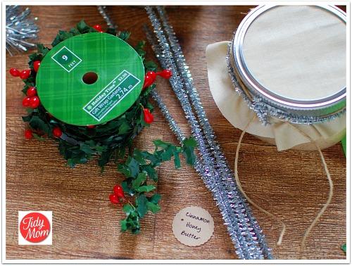gift jar supplies