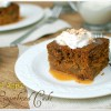 Cramel Apple Gingerbread Cake2