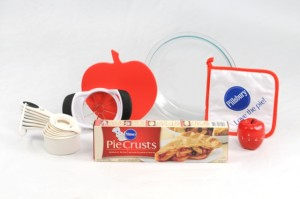 Pillsbury Pie Crust Prize pack