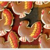 Turkey Cookies