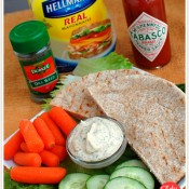 Tabasco Dill Spread