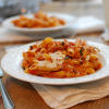 Low Cal Three Cheese Chicken Penne