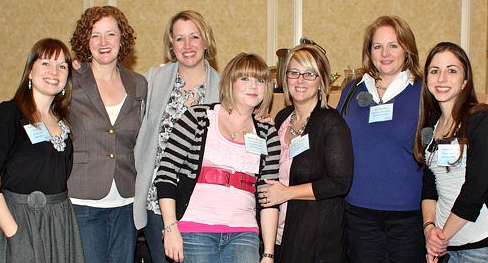 Blissdom Gaggle Girlfriends