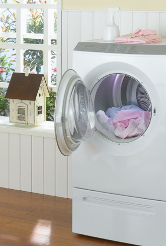 Preventing Wrinkly Clothes in the Dryer
