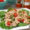 Canellini tuna salad