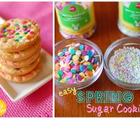 Betty Crocker Spring Cookies