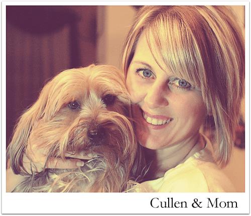 Cullen & Mom