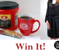 folgers prize pack