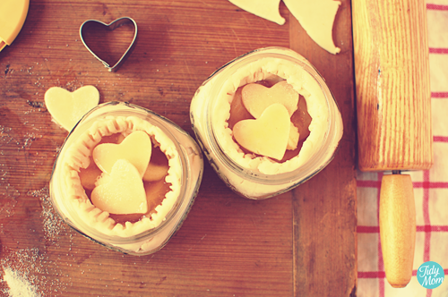 Pie in a Jar Pie crust