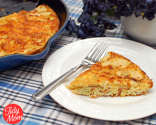 frittata recipe