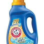 A&amp;H Power Gel Oxi Clean detergent