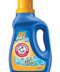 A&H Power Gel Oxi Clean detergent