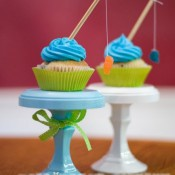 Fishing Cupcakes