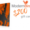 Modern Bird giveaway