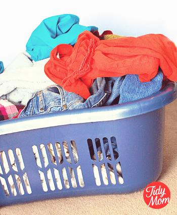 TidyMom Laundry