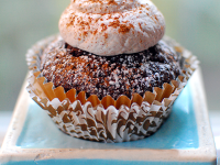 I'm Lovin' It – Spiced Mocha Cupcakes