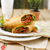 BLT Wrap